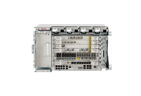 Ciena 6500 air filter replacement 14 slot configuration side.
