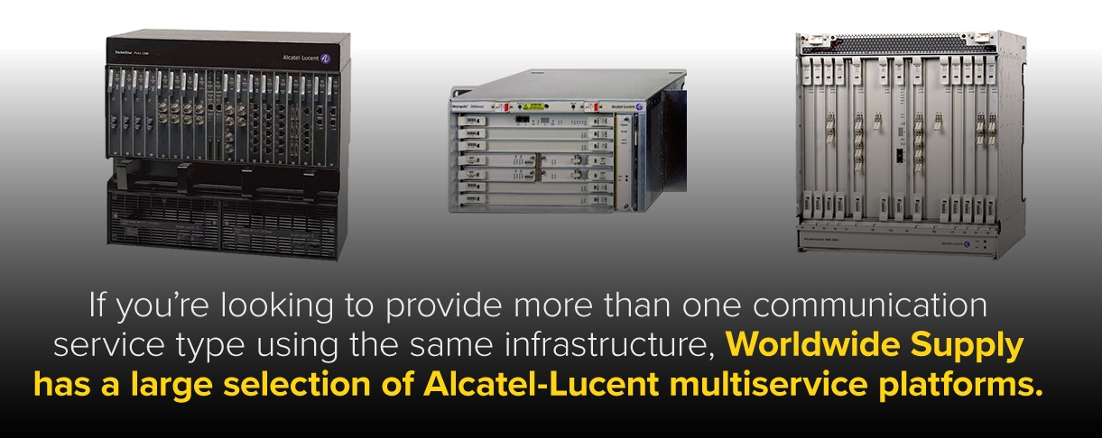 Alcatel-Lucent Service Variety