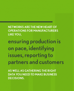 Manufacturing Network Solutions