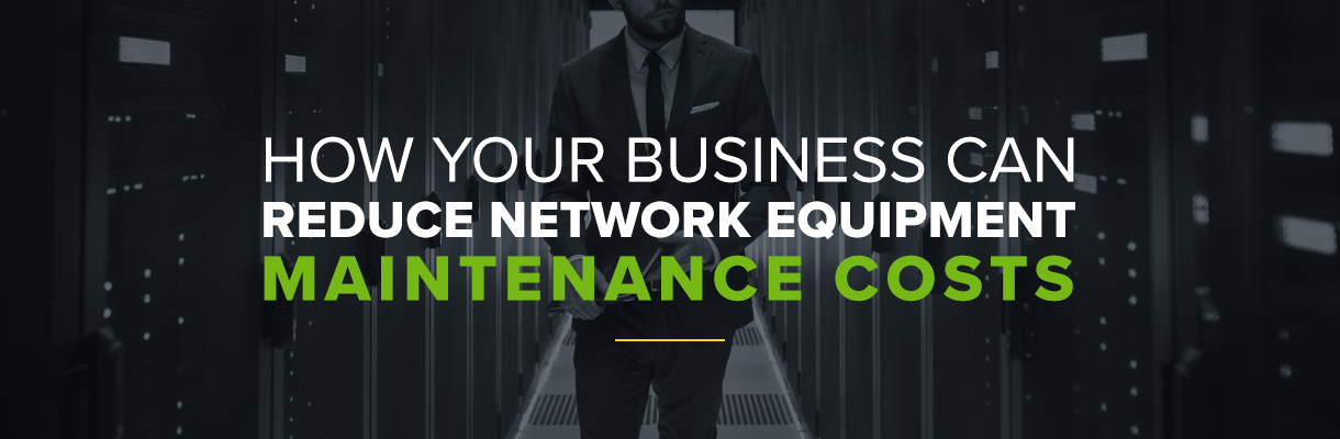Network Equipment Maintenance Costs
