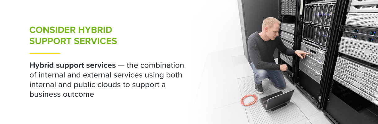 Hybrid Support Services
