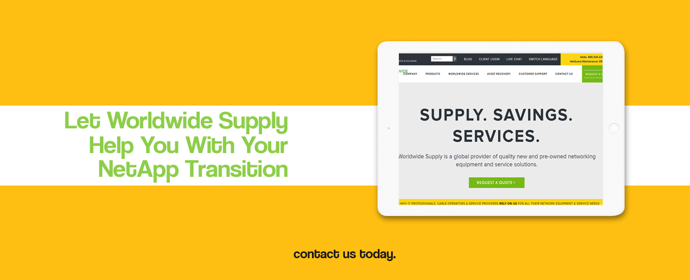 Contact Worldwide Supply Today