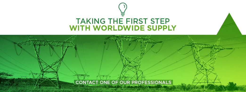 Contact a Worldwide Supply Professional